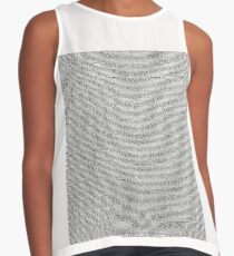 Bee Movie Script (Updated: Check Description For Details) Sleeveless Top