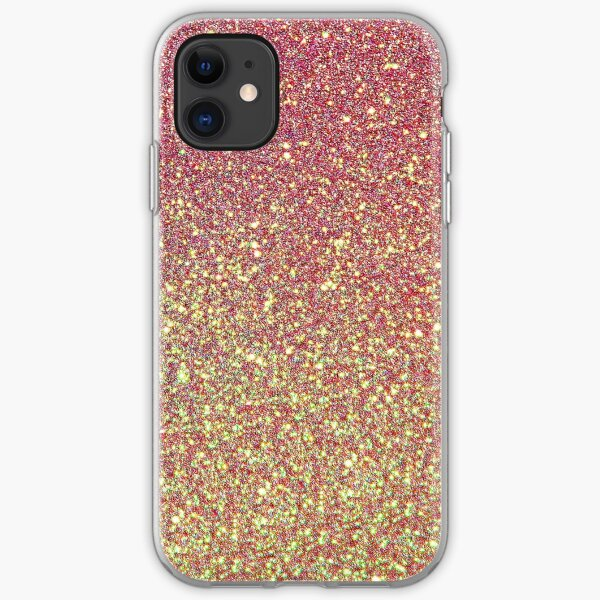 Glitter, Or Whatever iPhone Soft Case