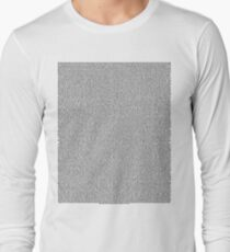 Bee Movie Script (Updated: Check Description For Details) Long Sleeve T-Shirt