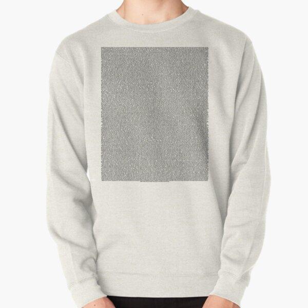 Bee Movie Script (Updated: Check Description For Details) Pullover Sweatshirt