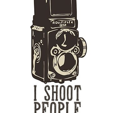 I Shoot People by nytelock