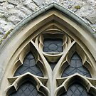 Window - Christ Church - Latchingdon - Essex by MidnightMelody