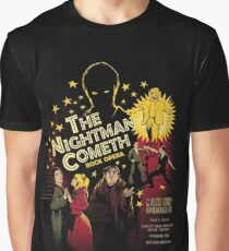He Cometh Graphic T-Shirt