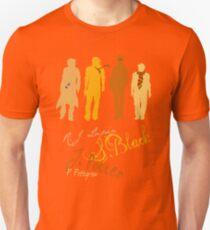 Four Marauding Marauders Unisex T-Shirt