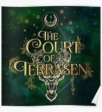 The Court of Terrasen Poster