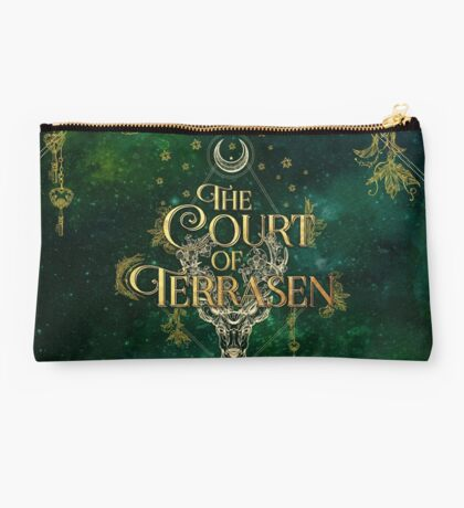 The Court of Terrasen Studio Pouch