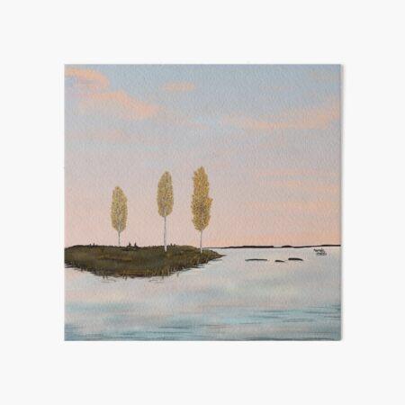 Ruska - Lapland8seasons Art Board Print