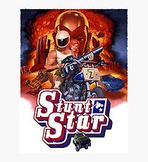 Stunt Star. Tombstone 2000 Photographic Print