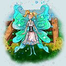 Fossette the Fences and Ladders Fairy  by TeelieTurner