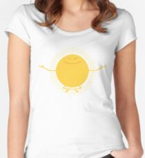 Sun Worshipper Women's Fitted Scoop T-Shirt