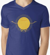 Sun Worshipper Mens V-Neck T-Shirt