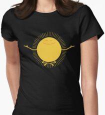 Sun Worshipper Womens Fitted T-Shirt