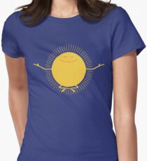 Sun Worshipper Womens Fitted T-Shirt