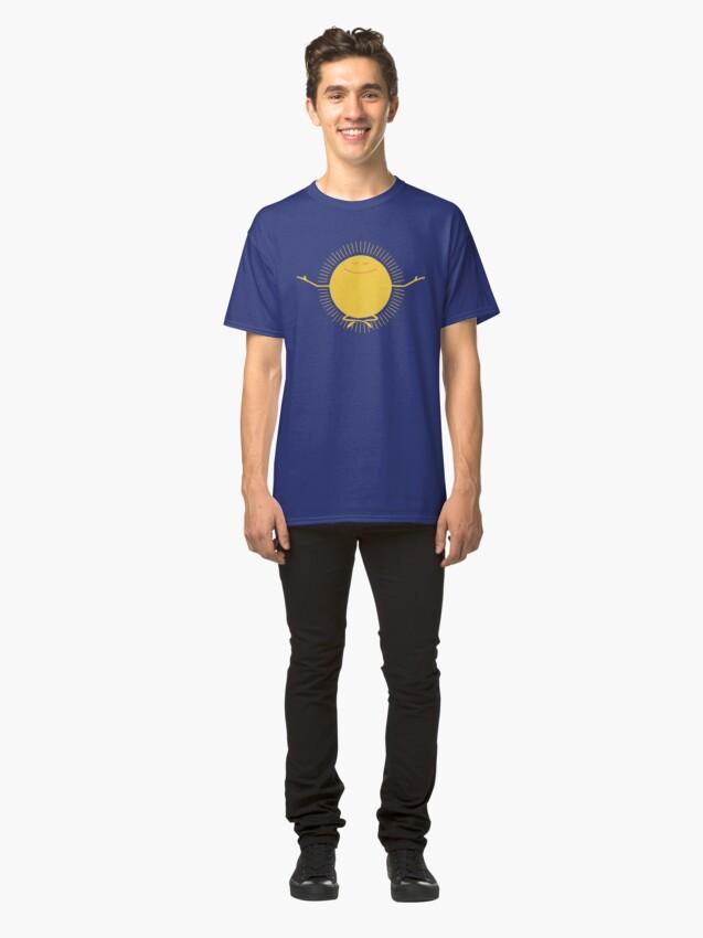 Alternate view of Sun Worshipper Classic T-Shirt