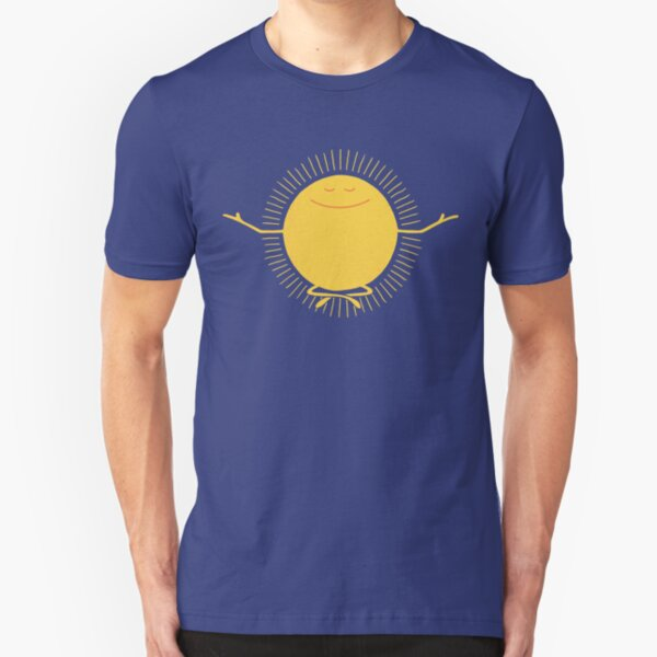 Sun Worshipper Slim Fit T-Shirt