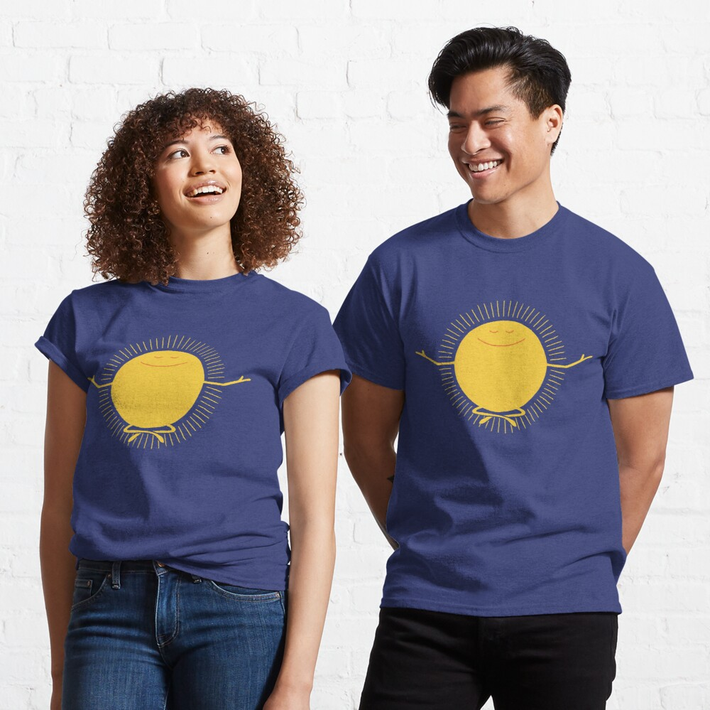 Sun Worshipper Classic T-Shirt