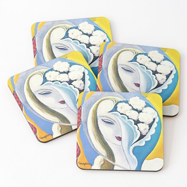 Layla Coasters (Set of 4)