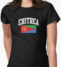 Eritrea Flag t-shirt Women's Fitted T-Shirt