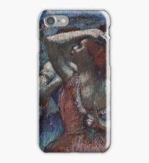Edgar Degas - Dancers iPhone Case/Skin