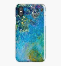 Claude Monet - Wisteria (circa 1925)  iPhone Case/Skin
