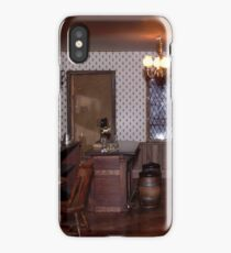 The Fishermans Rest Bar Room iPhone Case
