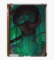 Third eye waking iPad Case/Skin