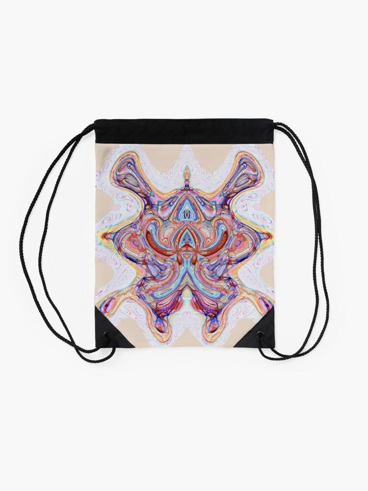 Alternate view of Predator Drawstring Bag