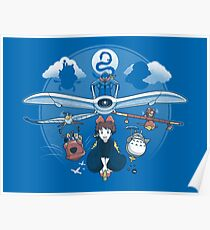 Flight of the Imagination Poster