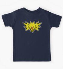 Super Cute Legendary Bird - Team Yellow Kids Tee