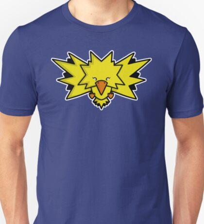 Super Cute Legendary Bird - Team Yellow T-Shirt