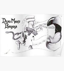 Dead Man's Banana Poster