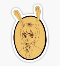 One Piece Carrot  Sticker