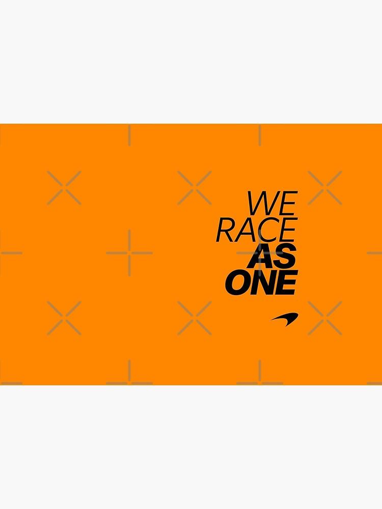«McLaren - Nous courons comme un» par TableTopDesigns
