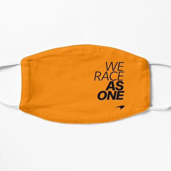 McLaren - Nous courons comme un Masque sans plis