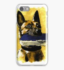 Bear (Person of Interest) iPhone Case/Skin