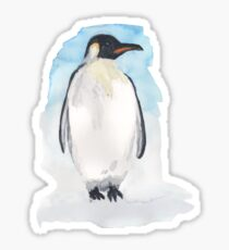 Kaiserpinguin Sticker