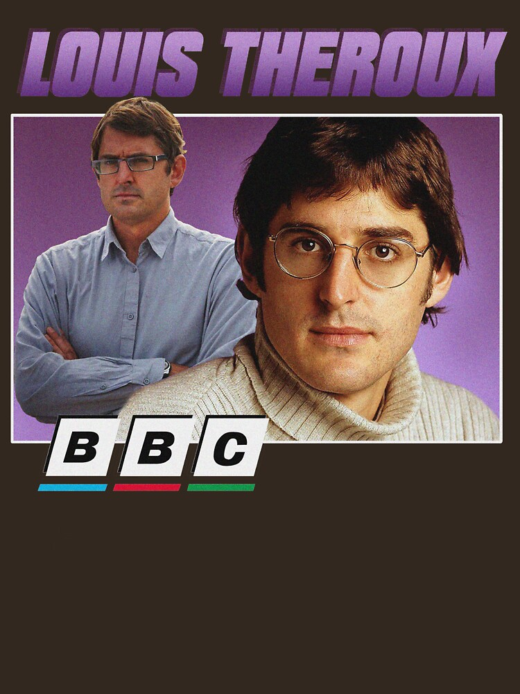 Louis Theroux 90s Tee | Unisex T-Shirt