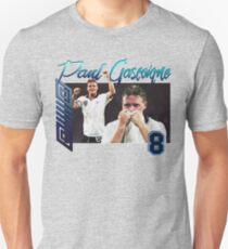 Paul Gascoigne 90s Tee T-Shirt
