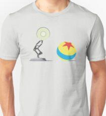 Luxo Ball and Lamp  Unisex T-Shirt