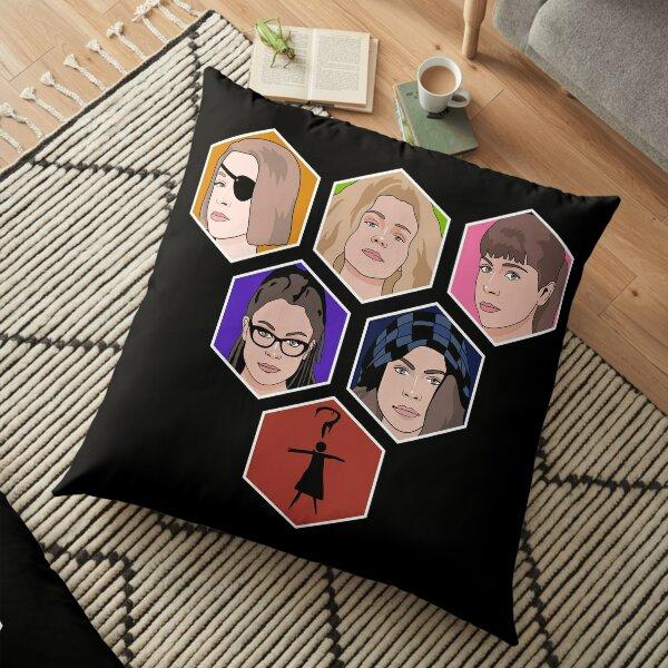 Sestras Floor Pillow