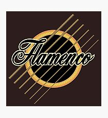 flamenco music Photographic Print