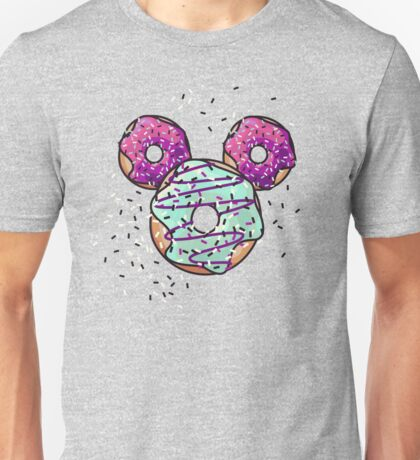 Pop Donut -  Berry Frosting Unisex T-Shirt