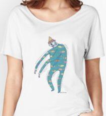 The Shakey Fishman Women's Relaxed Fit T-Shirt