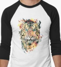 Tiger III Baseball ¾ Sleeve T-Shirt