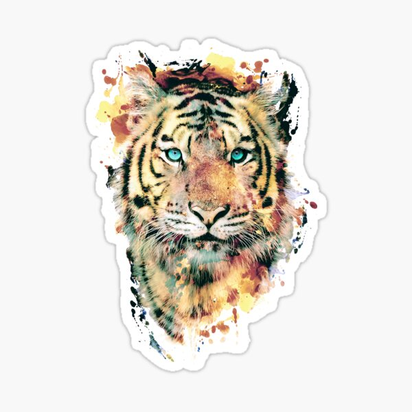 Tiger III Sticker