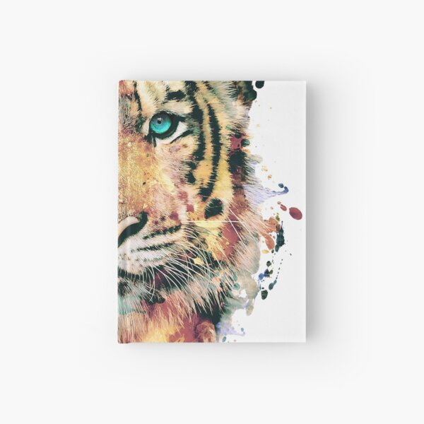Tiger III Hardcover Journal