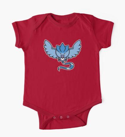 Super Cute Legendary Bird - Team Blue Kids Clothes
