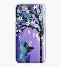 Purple Tree of Life iPhone Case/Skin