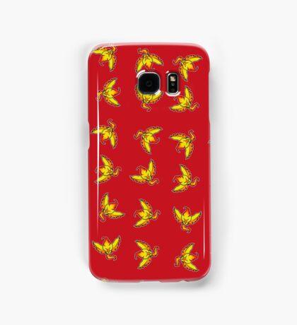 Super Cute Legendary Bird - Team Red Samsung Galaxy Case/Skin