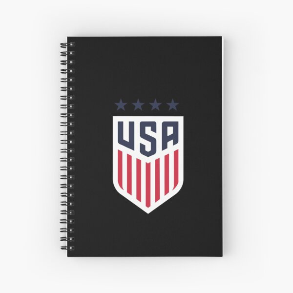 USWNT 2021 -OLYMPICS  Spiral Notebook